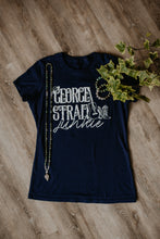 Load image into Gallery viewer, George Strait Junkie Tee