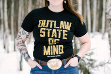 Load image into Gallery viewer, Outlaw State of Mind Tee