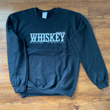 Load image into Gallery viewer, Whiskey Wild Child Crewneck