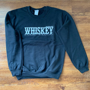 Whiskey Wild Child Crewneck