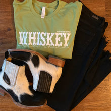 Load image into Gallery viewer, Whiskey Wild Child Tee