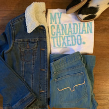 Load image into Gallery viewer, My Canadian Tuxedo Tee
