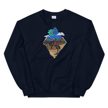 Load image into Gallery viewer, Whoa Girl Crewneck