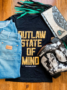 Outlaw State of Mind Tee