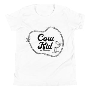 Cow Kid Youth Tee
