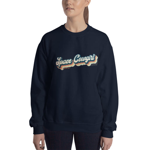 Space Cowgirl Crewneck