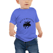 Load image into Gallery viewer, Wild & Western Baby Tee