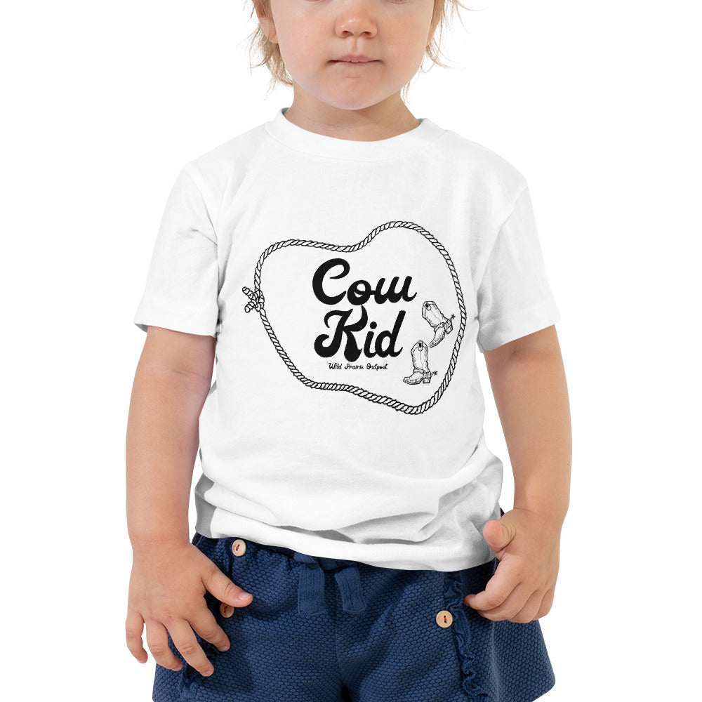 Cow Kid Toddler Tee