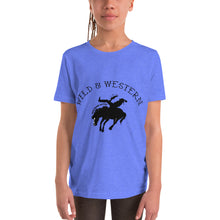 Load image into Gallery viewer, Wild & Western Youth Tee