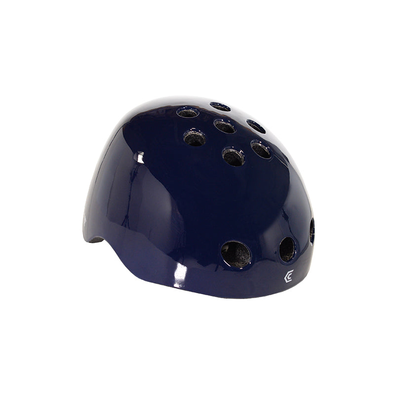 Adult V11 Lightweight Blue Skate Helmet - Navy Blue