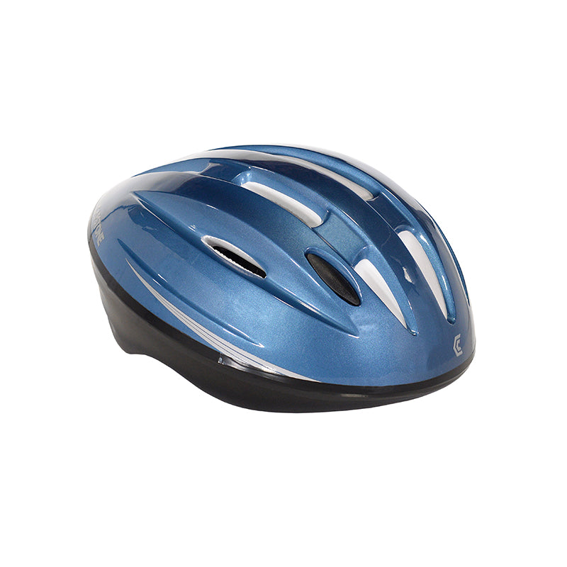 Youth steel blue helmet
