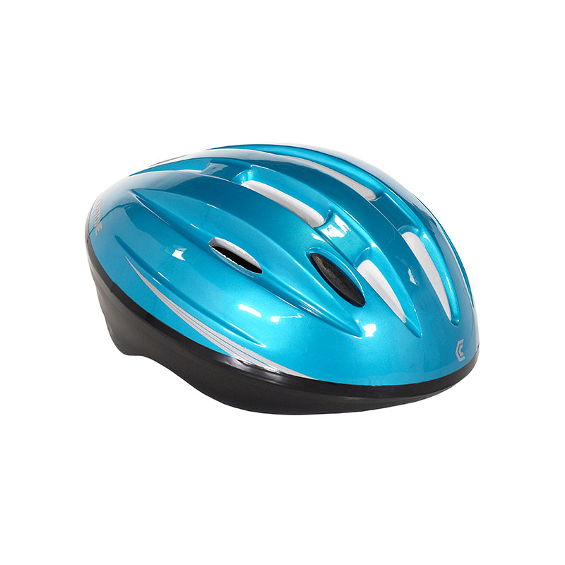 Youth teal helmet