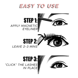 MAGNI™ Eyeliner & False Eyelash Set
