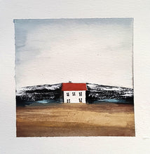 Load image into Gallery viewer, serendipity by emma rodrigues watercolor on paper
