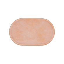 Load image into Gallery viewer, hkliving gallery ceramics oval side plate in peach