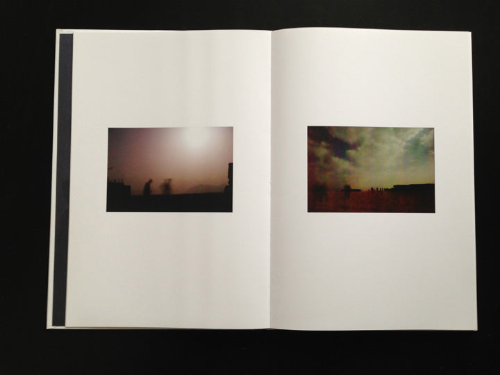 photobook here are the young men by claire felicie nightshot war pictures