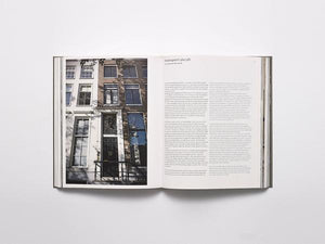 coffee table book about amsterdam canal houses