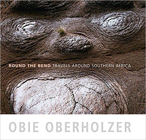 cover of coffee table book round the bend with photos of south africa