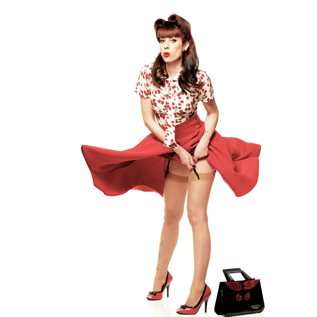 Patricia Steur - Pin Up Series - Susie Q
