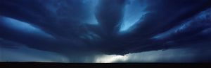 supercell harrison nebraska stormchasing art workby erik hijweege