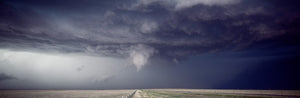 supercell wall cloud albert kansas
