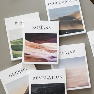 beautiful designed Bible books with photography from all over the world