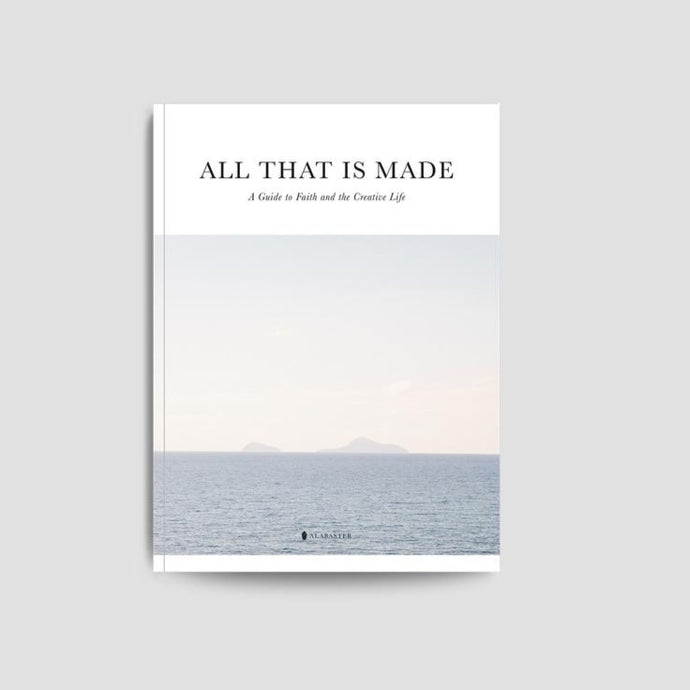 all that is made bookcover alabaster books