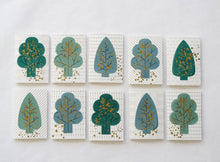 Load image into Gallery viewer, ART GIFT | Forest mini cards
