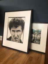 Load image into Gallery viewer, sean penn in black and white framed