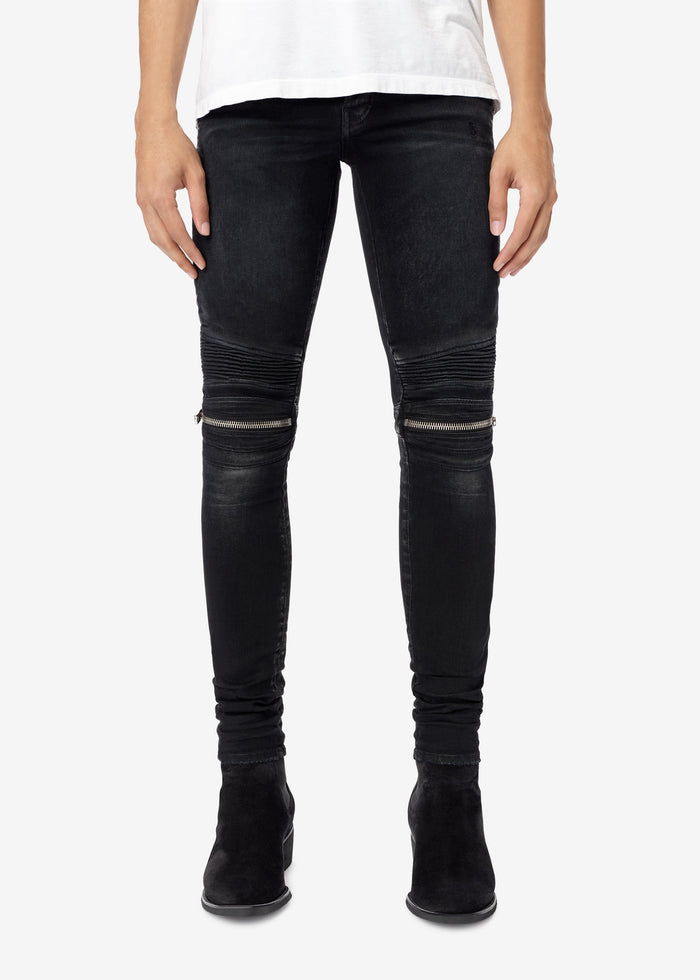 MX2 Denim Jean - Antique Black
