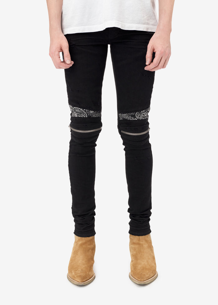 Bandana MX2 Jean - Black