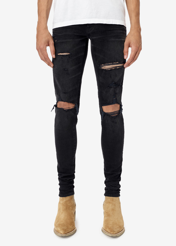 Thrasher Plus Jean - Aged Black