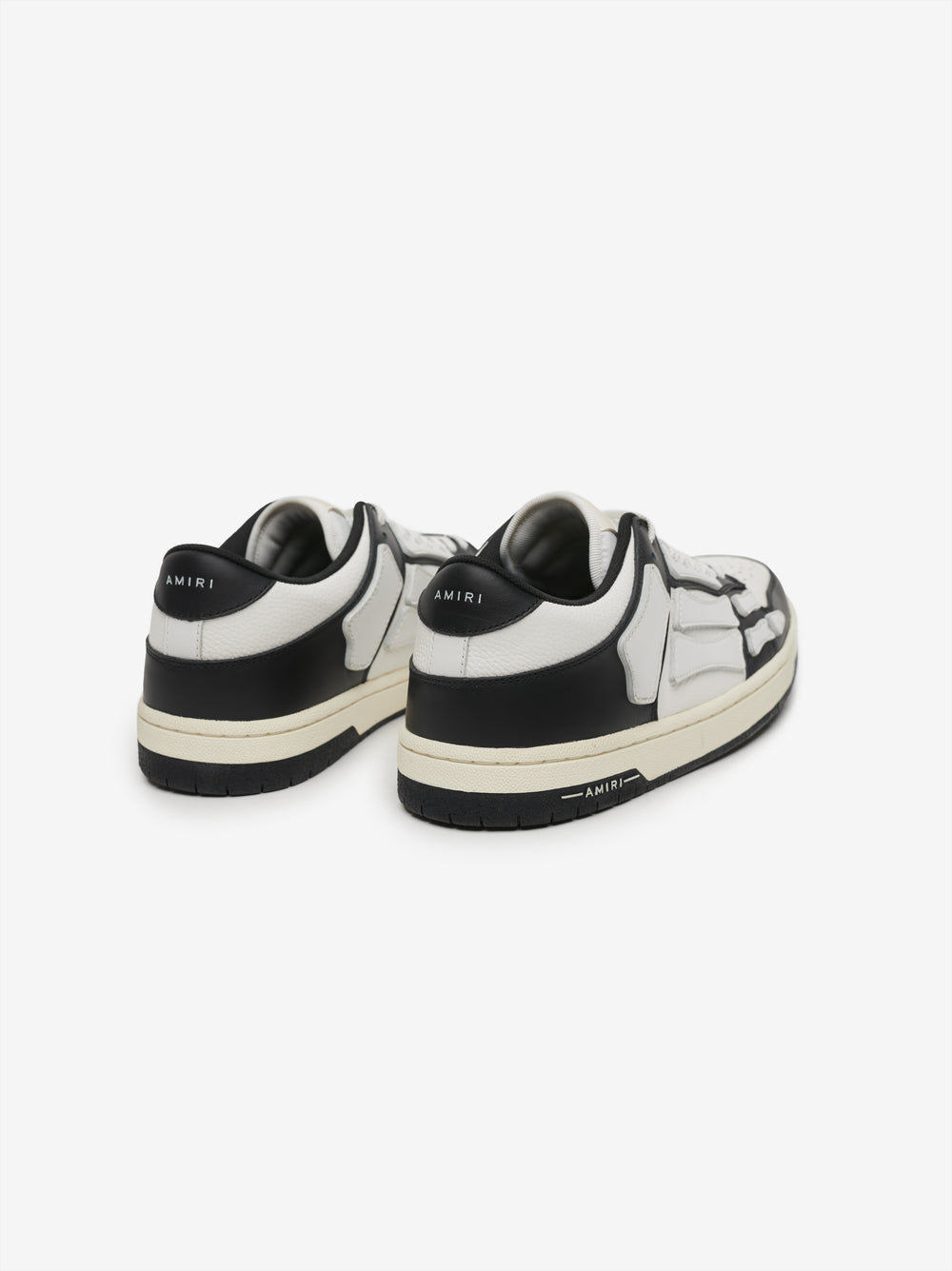SKEL TOP LOW - Black / White