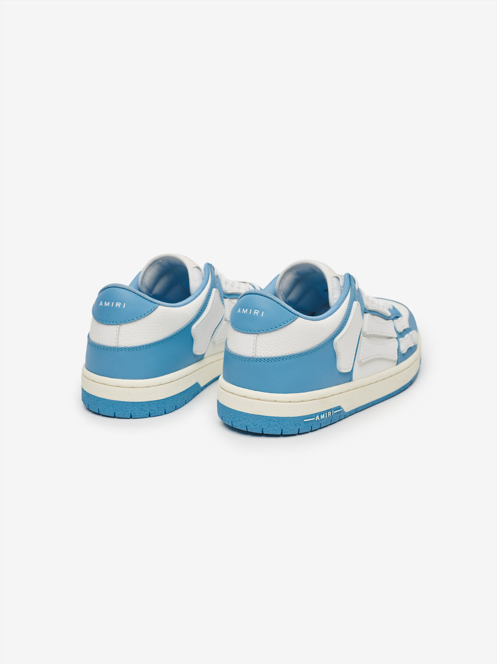 SKEL TOP LOW - POWDER BLUE / WHITE