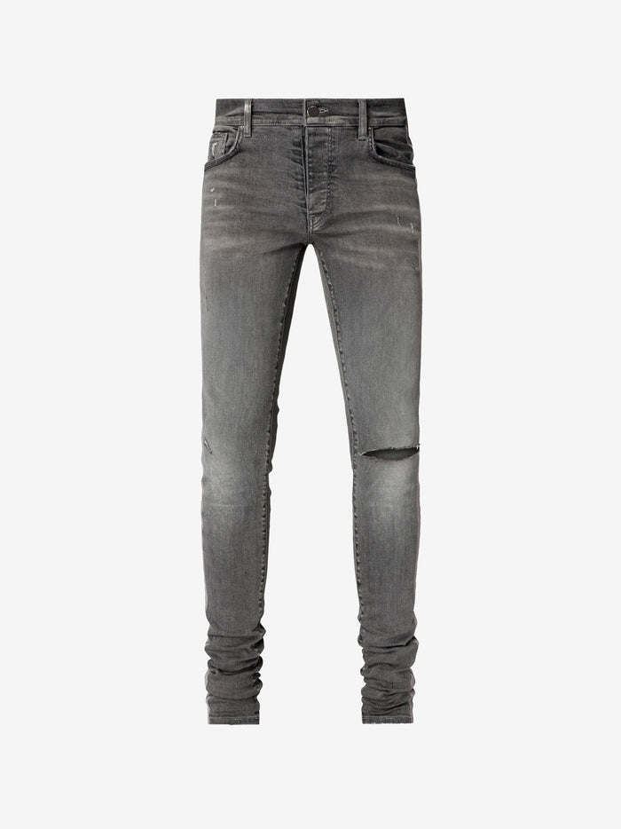 Flock Track Jeans Classic - Grey/Grey