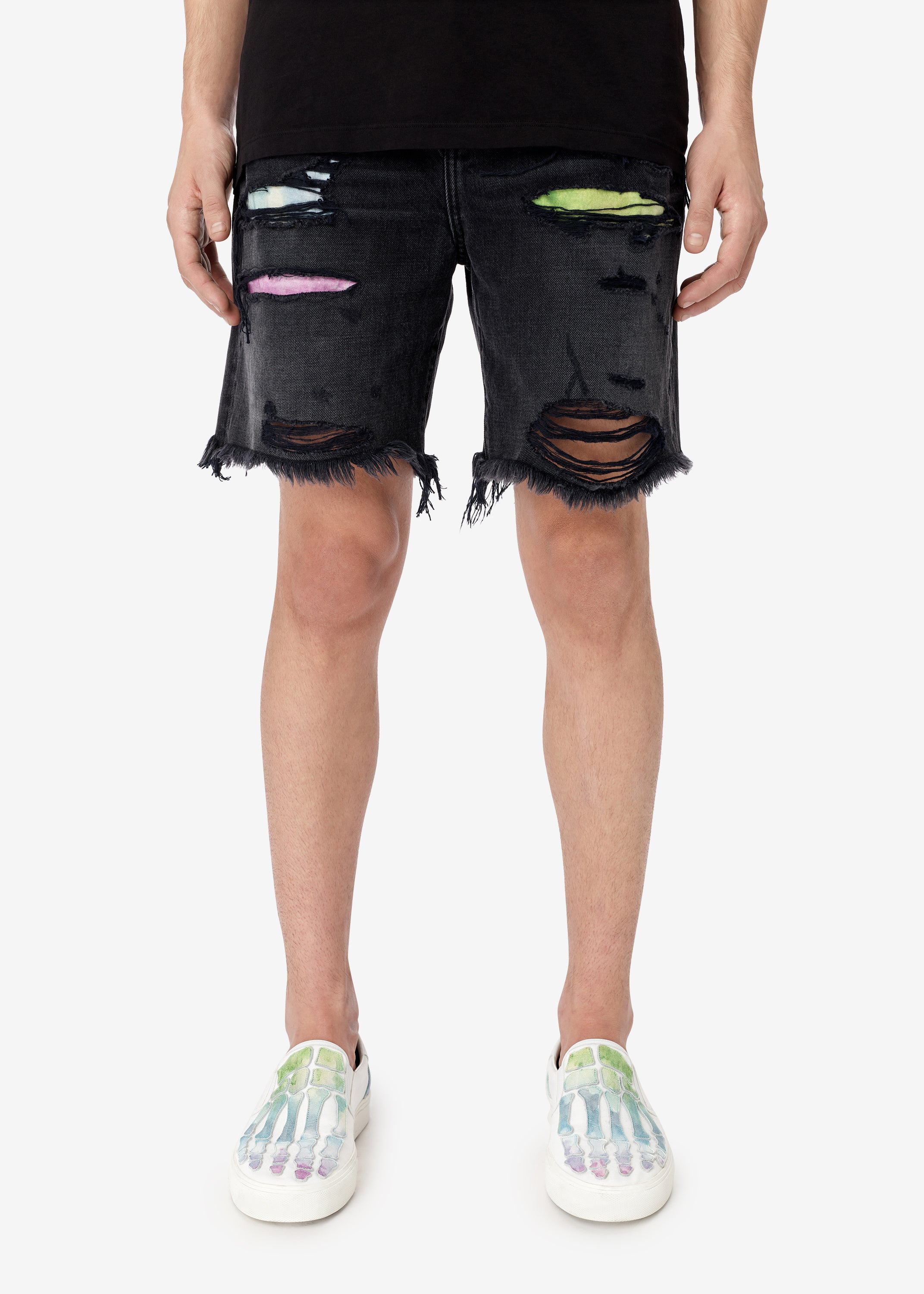 watercolor-thrasher-shorts-aged-black-image-1