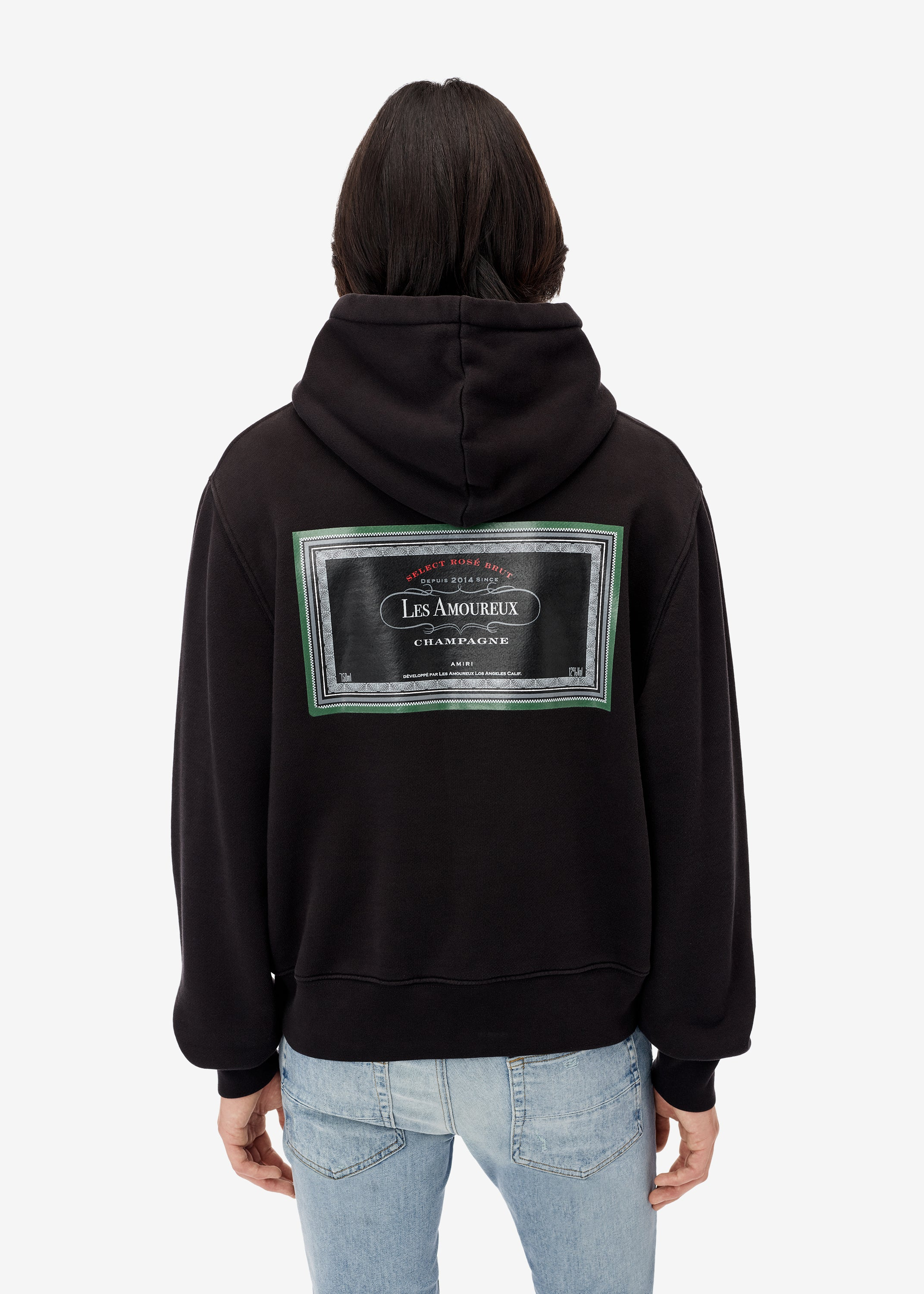 les-amoureux-gel-label-hoodie-web-exclusive-black-image-3