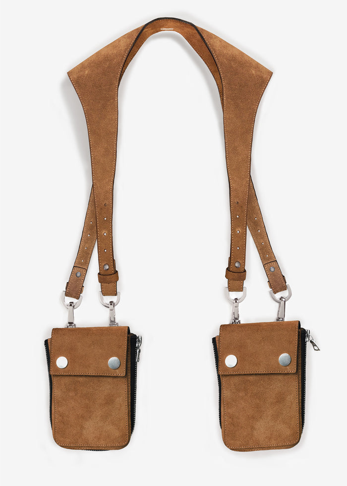 Harness Bag - Brown