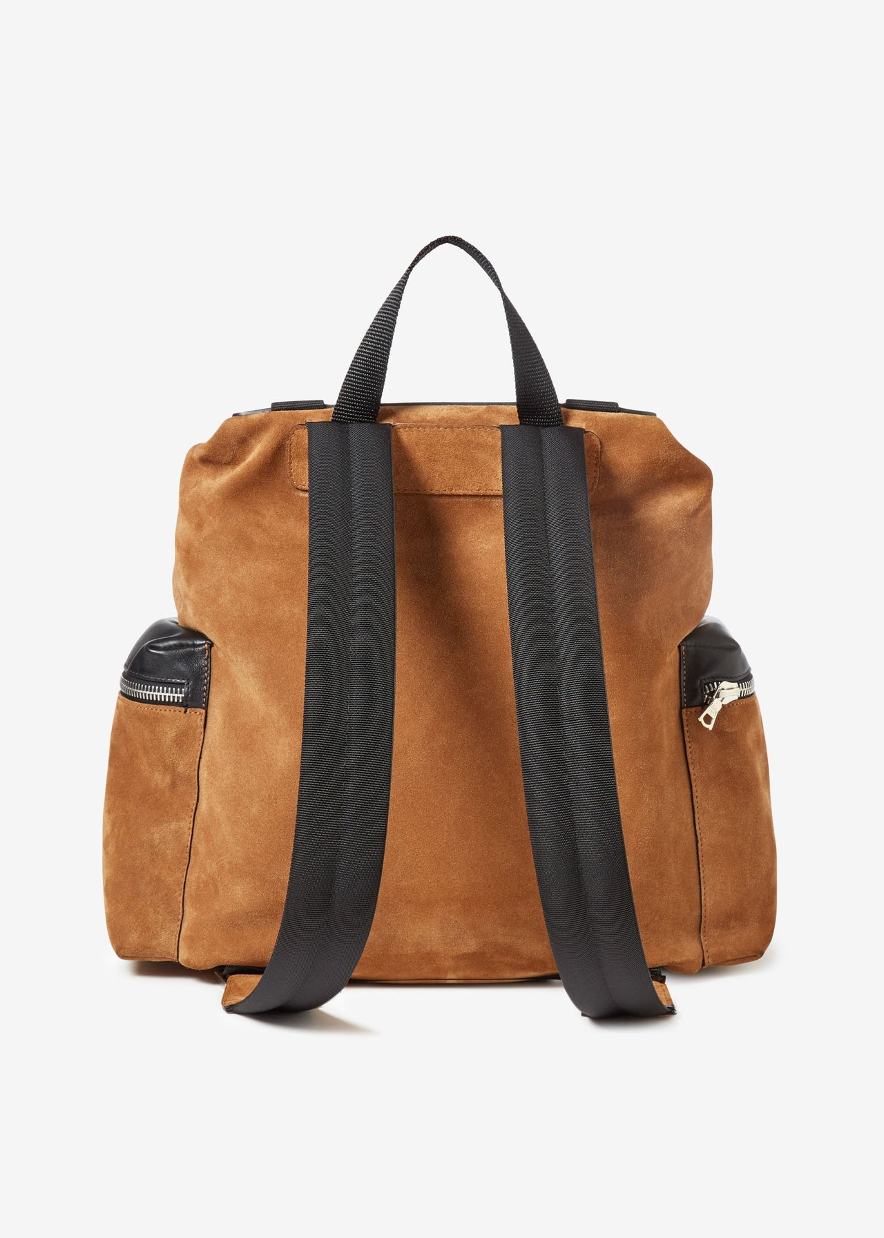 Rucksack Backpack - Brown