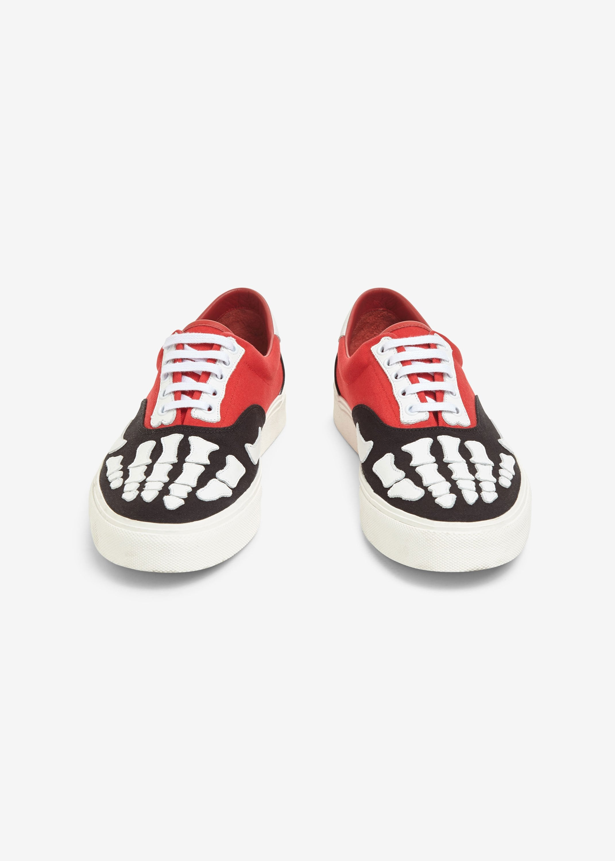 skel-toe-lace-up-black-red-white-image-2