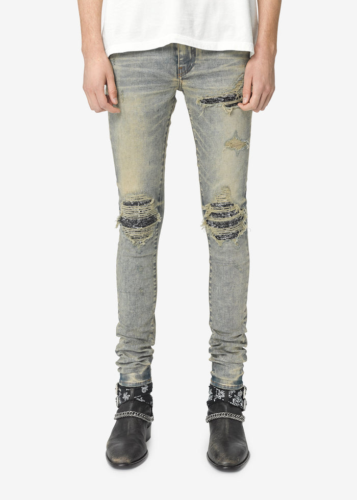 MX1 Bandana Jean - Dirty Indigo