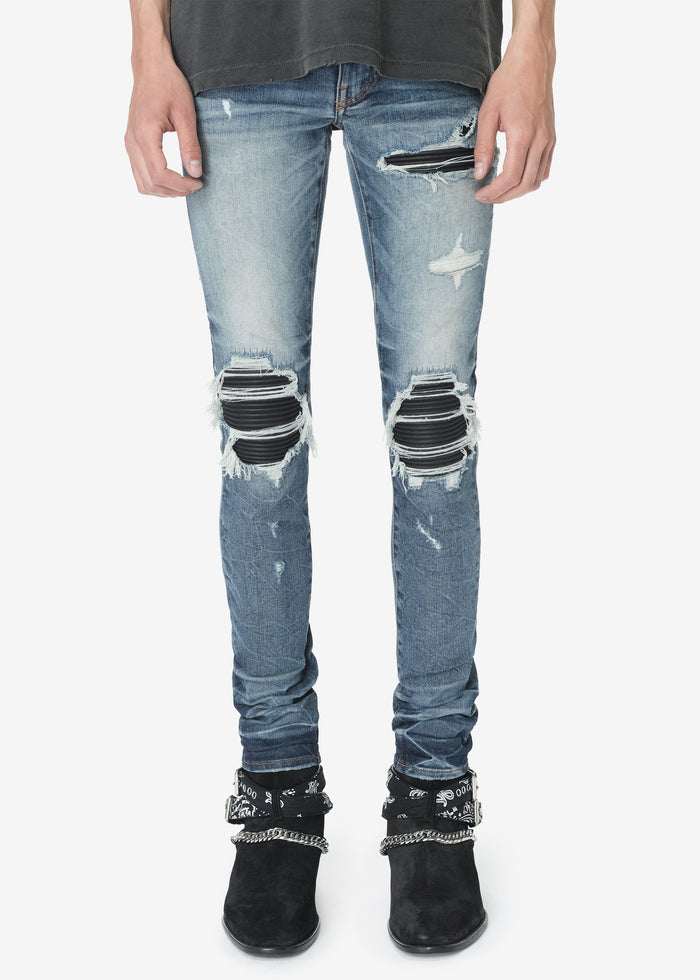 MX1 Jean - Dark Crafted Indigo