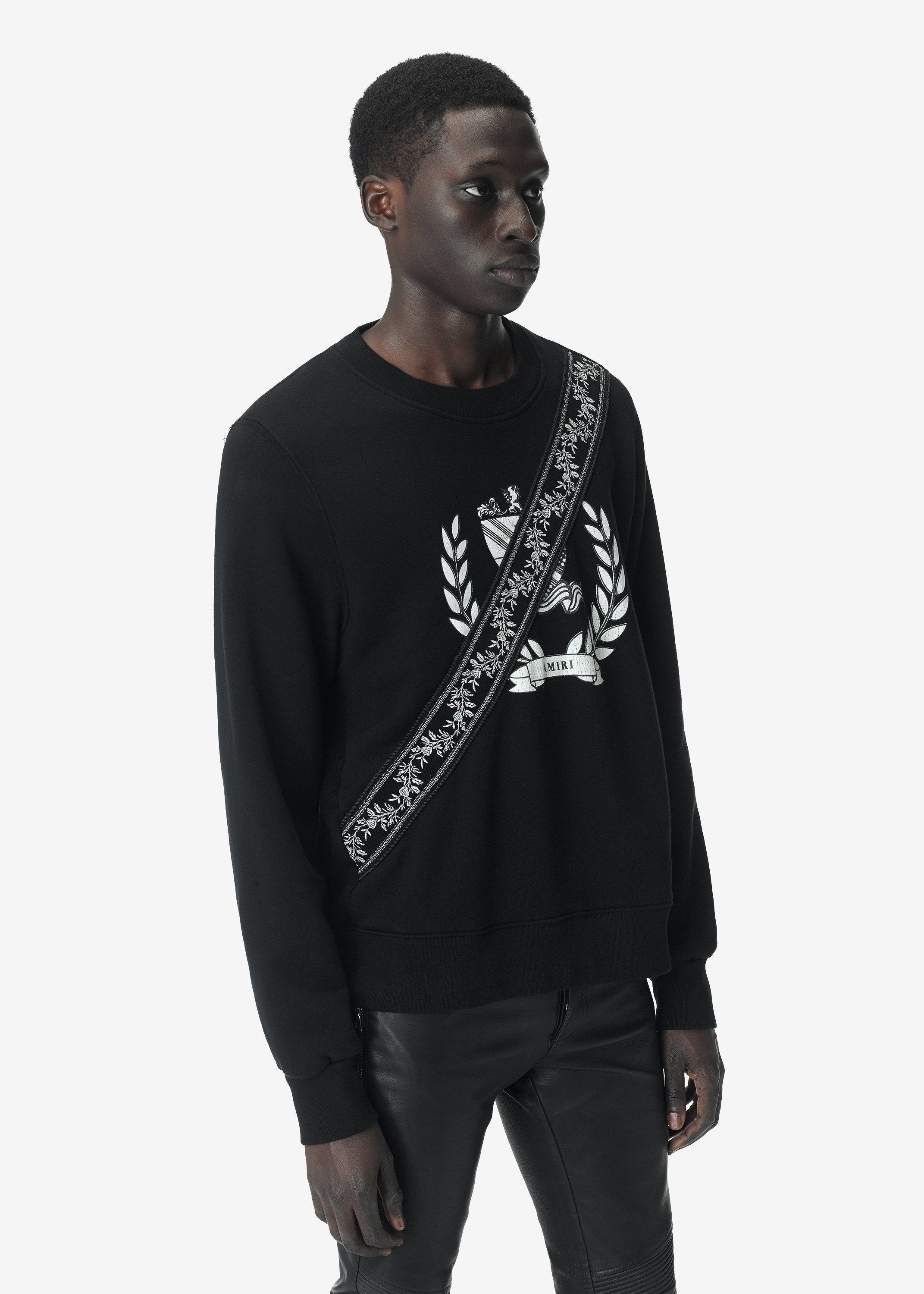 crest-guitar-strap-crewneck-web-exclusive-black-image-4