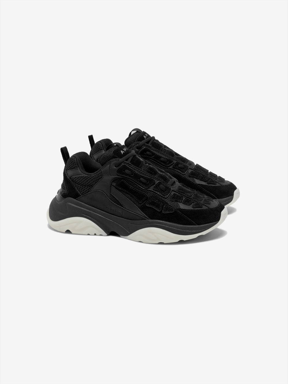 Bone Runner - Black/Black