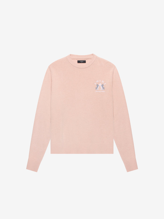 Beverly Hills AMIRI Sweater - Peach
