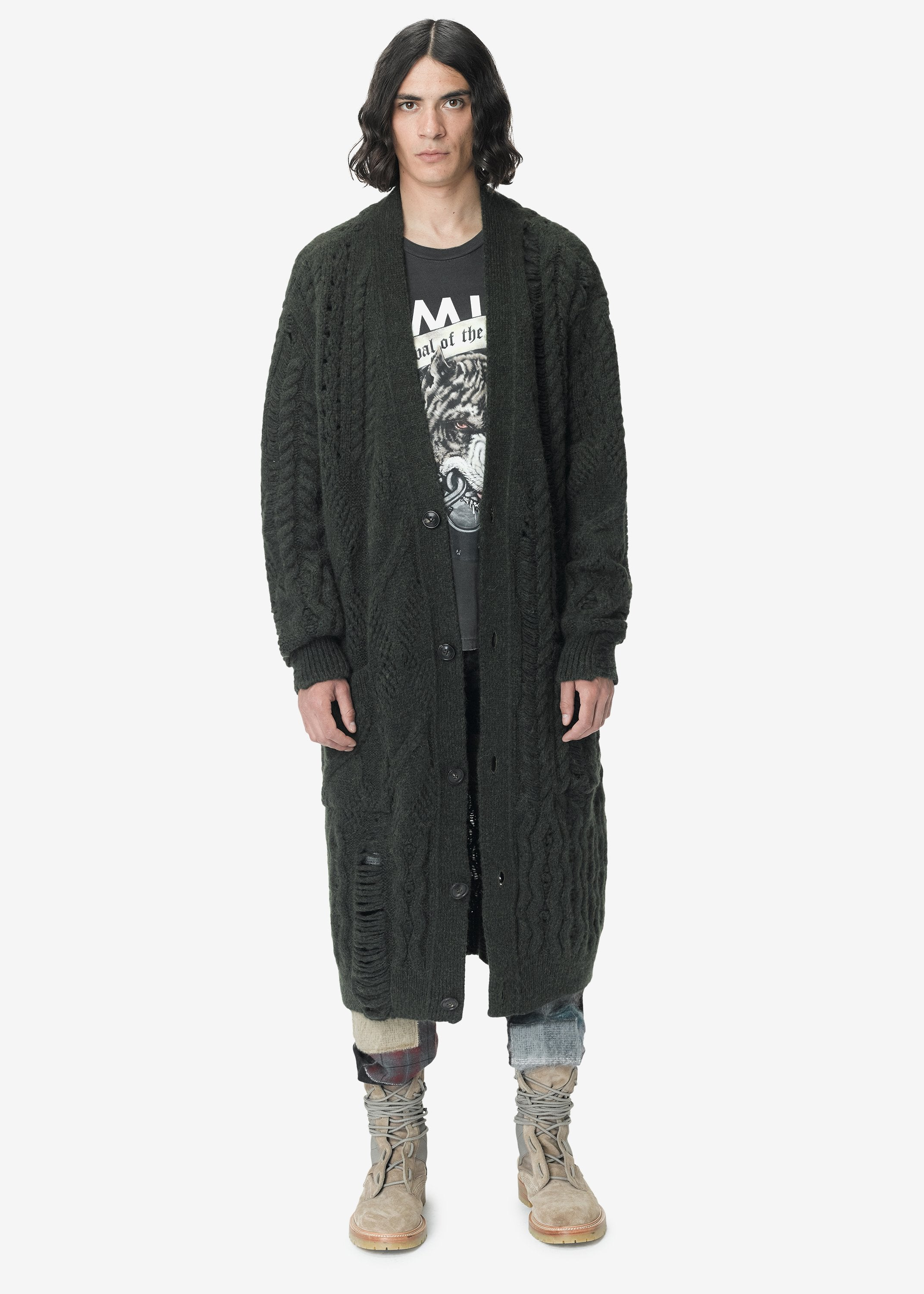 oversized-multipoint-cardigan-military-green-image-1
