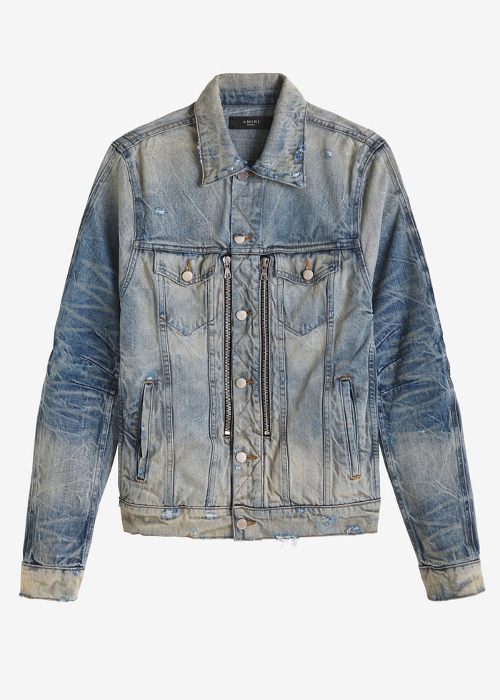 MX2 Denim Jacket - Vintage Blue