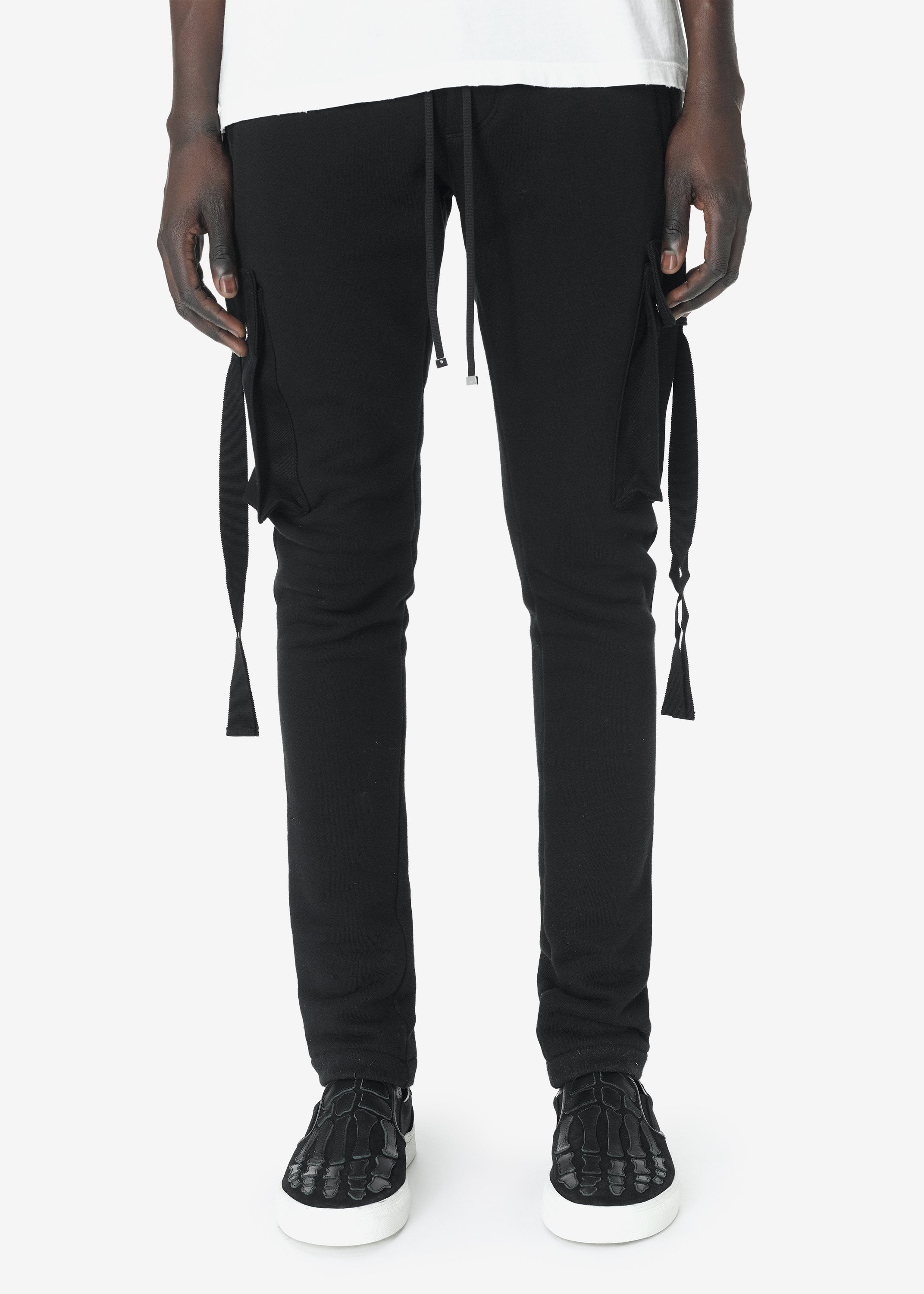 cargo-sweatpants-black-image-1
