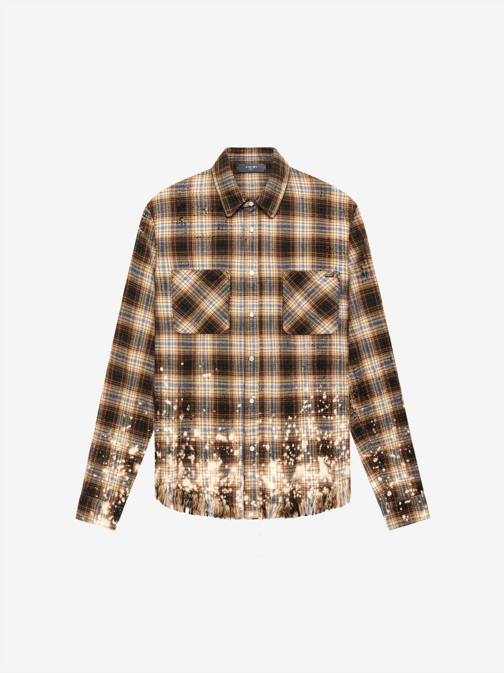 Bleached Flannel - Yellow