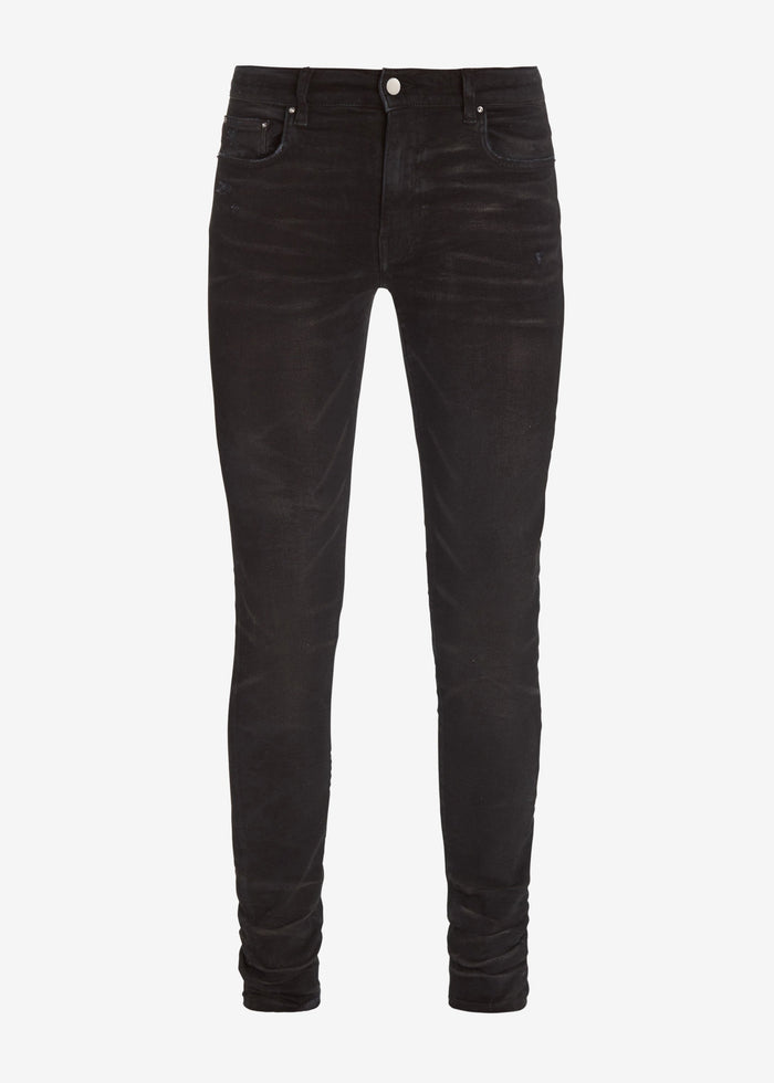 Stack Jean - Rough Black